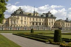 Drottningholms slott, exterišr