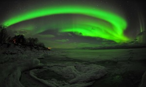 aurora fisheye_Lights-Over-Lapland_chad_blakley