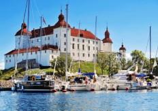 Läckö castle, Västsvenska turistrådet 10_7_Lacko%20slott%20-%20gasthamn