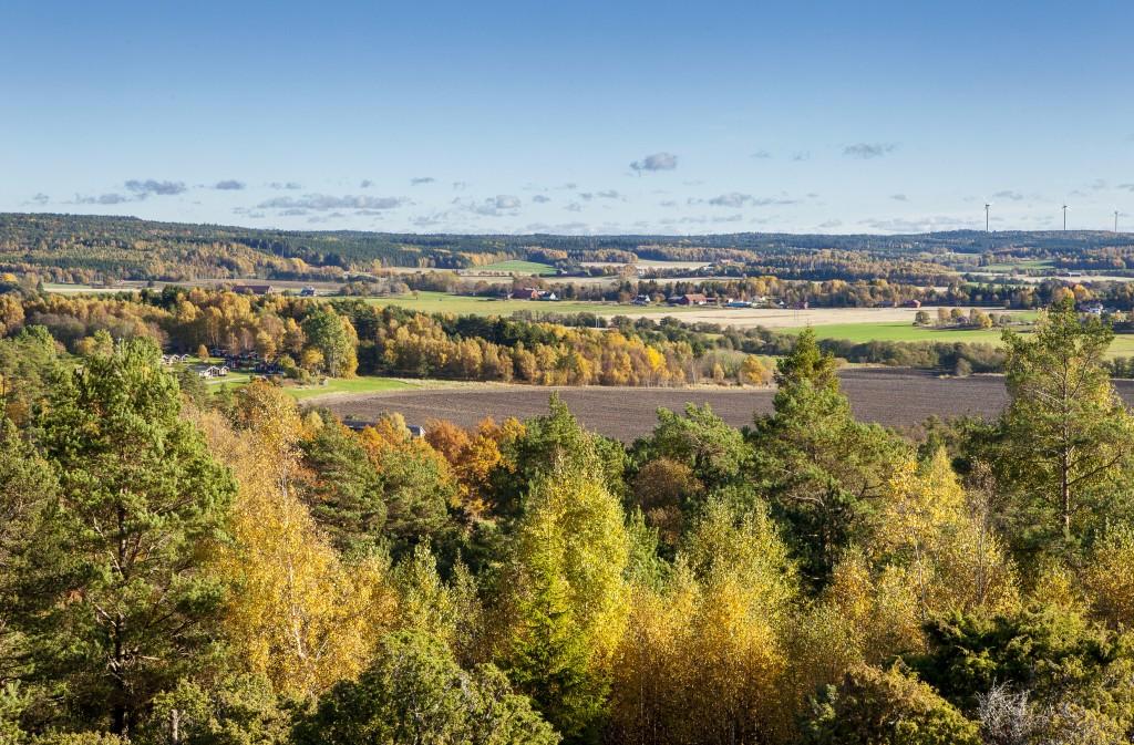 秋の旅 - スウェーデン