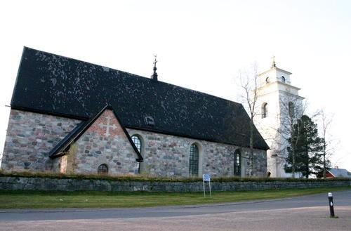 Village-église de Gammelstad, Luleå