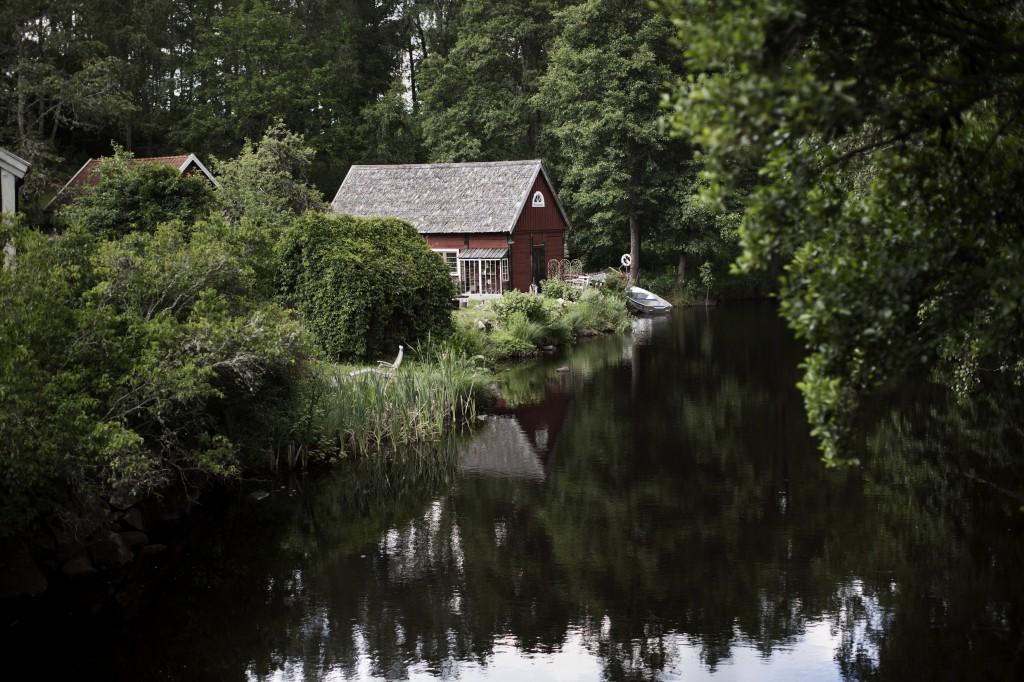 スウェーデンの自然