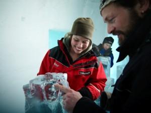 Swedish Lapland - ice